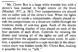 Mr. Clown Box description