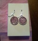 Custom streak plate earrings (by the Vexed Muddler)