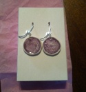 Custom streak plate earrings (by the Vexed Muddler)